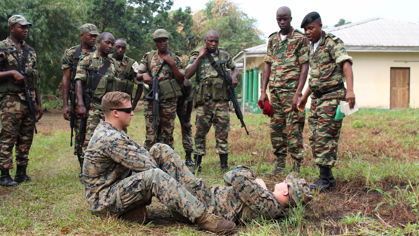 Cameroon US military